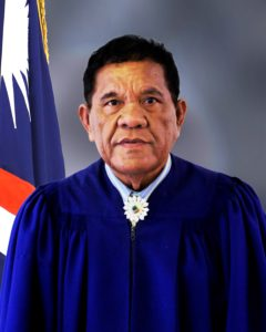 CHIEF JUDGE WALTER K. ELBON