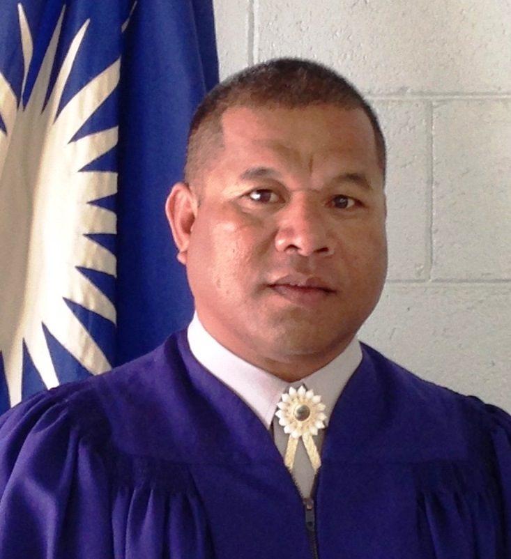 DISTRICT COURT ASSOCIATE JUDGE DAVIDSON T. JAJO